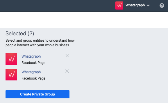 Create Private Group Facebook