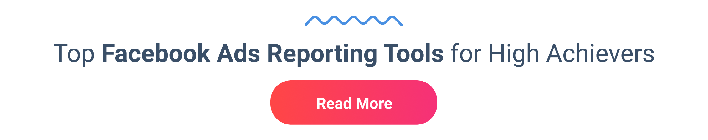 Facebook Ads reporting tools