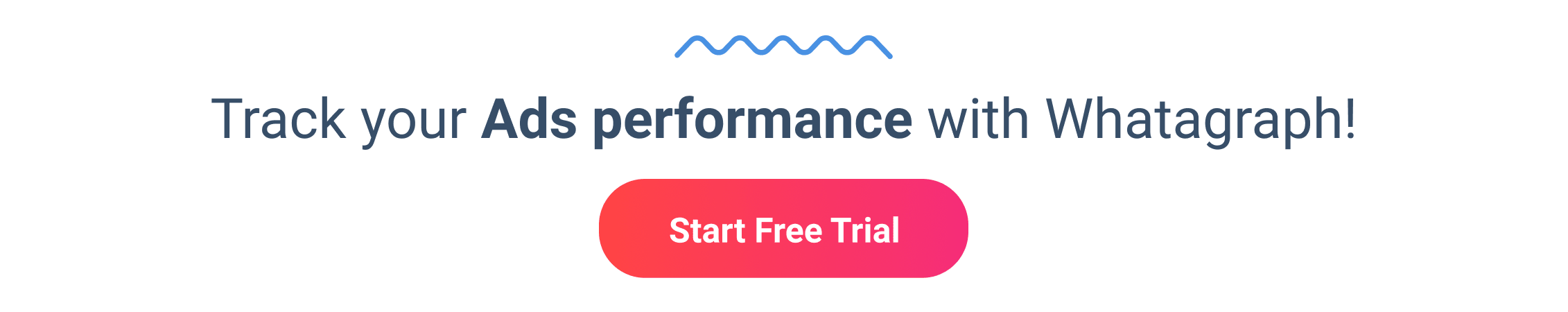 Ads Performance tracking