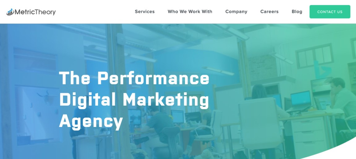Metric Theory agency